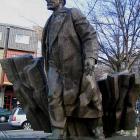 В.И.Лениен, памятник в Сиэтле.