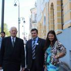 Тихоокеанские чтения-2012. Межрегиональный офтальмологический конгресс, Владивосток, 21 сентября. Перед началом.