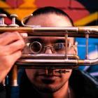 Trumpeter Eyes!