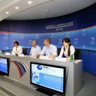 Пресс-конференция ессентукской офтальмологической клиники «Три-З» (5). Информационный партнер www.organum-visus.com