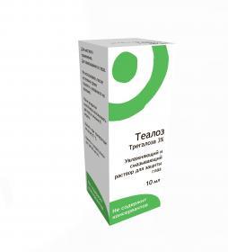 """Теалоз, Thealoz. Глазные капли. Лечение """"сухого глаза"""". Аптека для глаз офтальмологического портала Орган зрения www.organum-visus.com"""