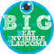 "World Glaucoma Week 2014 - ""BIG – is Beat Invisible Glaucoma"" campaign."