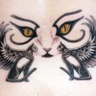 Hieroglyph cat.