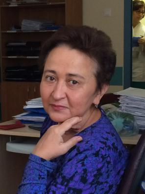 Офтальмохирург Хабибуллина Наиля Мухаметовна, г. Казань, Россия.
